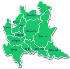 Province Lombardia Cartina.La Regione Lombardia E Le Province La Regione Lombardia E Le Province Quadro Generale Delle Politiche Energetiche